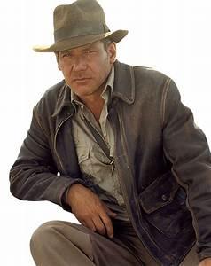 Indiana Jones Leather Jacket Harrison Ford Jacket