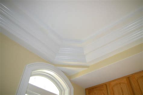 types of coved ceilings need help on crown molding on trey ceiling finish