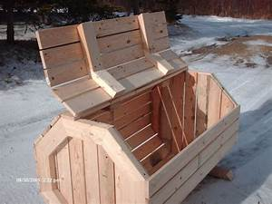 jenny: Tell a Free wooden garbage box plans