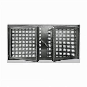 Kellerfenster Nach Maß : stahlkellerfenster 2 fl glig rahmen mit lochgitter feststehend nach ma ~ Watch28wear.com Haus und Dekorationen