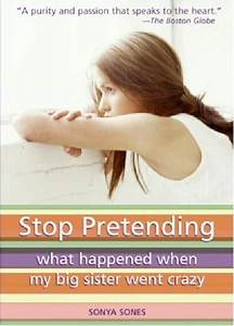 Review: Stop Pretending – What Happened When My Big Sister ...