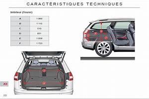 Taille Coffre C4 Picasso : dimensions coffre c5 tourer c5 the road runner photos club ~ Medecine-chirurgie-esthetiques.com Avis de Voitures
