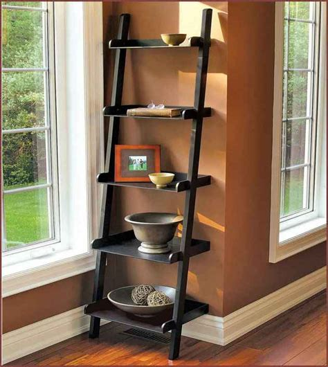 Leaning Bookcase Walmart by Leaning Ladder Bookcase Walmart Home Design 44742