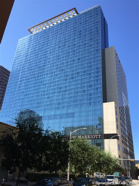 jw marriott convention hotel  skyscraper center