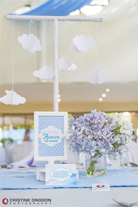 heaven themed baby shower 26 best images about heaven sent theme baby shower on pinterest themed baby showers blue and
