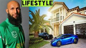 Hashim Amla Income, Cars, Houses, Luxurious Lifestyle,wife ...