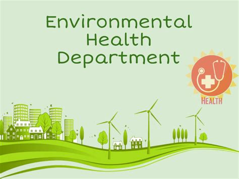 environmental bureau local environmental health department uk