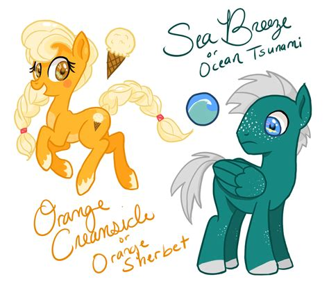 Mlp Characters Original My Little Pony Characters Names