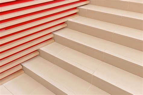 solutions and exles of porcelain tile staircases
