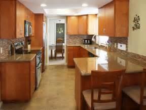 best kitchen design small galley kitchen designs small