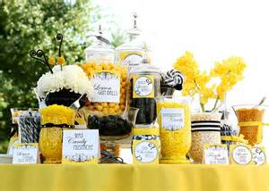 Pittsburgh Steelers Decor by 30 Of The Best Candy Sweet Bar Party Ideas