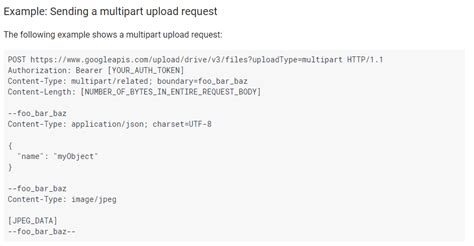 Java Multipart File Upload With Json