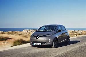 Renault Zoe Autonomie : la renault zo double son autonomie ~ Medecine-chirurgie-esthetiques.com Avis de Voitures