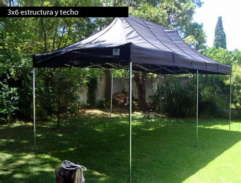 Gazebo 4x4 by Carpas Y Gazebos Rumbo Sur 4x4