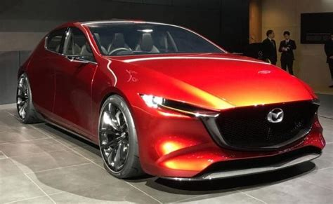Mazda Elbil 2020 by Arata Viitoarea Generatie Mazda 3 2018 Autolatest