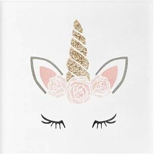 UNICORN LASHES Stencil - Dizzy Duck Designs