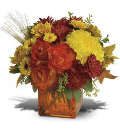 Fall Flower Arrangements Centerpieces