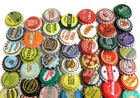 Random Vintage Bottle Caps at Bottle Cap Co