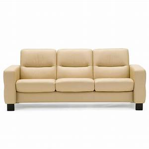 Low back loveseatlow back loveseat stressless panorama for Sectional sofa low back