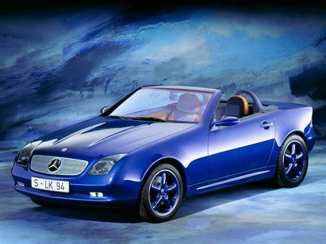 slk concept cars   vision   modern roadster