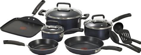 cookware fal pans sets nonstick pots kitchen piece signature pan difference cook between griddle saucepan inch non utensils quart stick