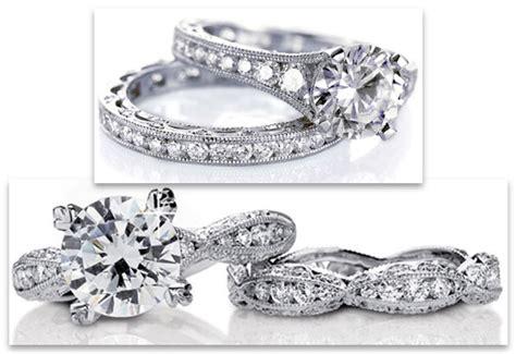 tacori engagement rings modern inspired classic elegance