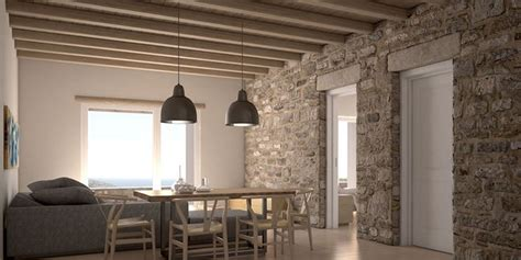 muri  pietra interni   esterni materiali