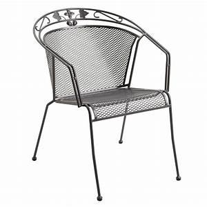 grossartig gartenstuhl savoy stapelbar fotos die besten With katzennetz balkon mit royal garden elegance auflagen