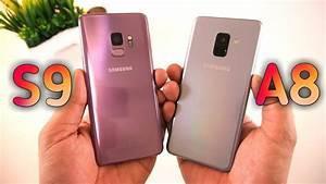 Samsung Galaxy S9 2018 : samsung galaxy s9 vs samsung galaxy a8 2018 speed test ~ Kayakingforconservation.com Haus und Dekorationen