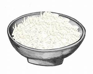 Rice Bowl Clipart - Clipart Suggest
