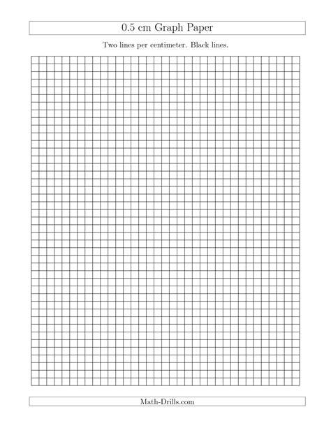 printable graph paper dark lines printable  degree