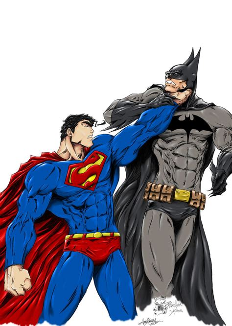 Superman Vs Batman Why Superman Wins  Et Geekera