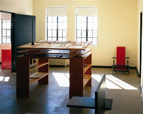 donald judd furniture   design agenda