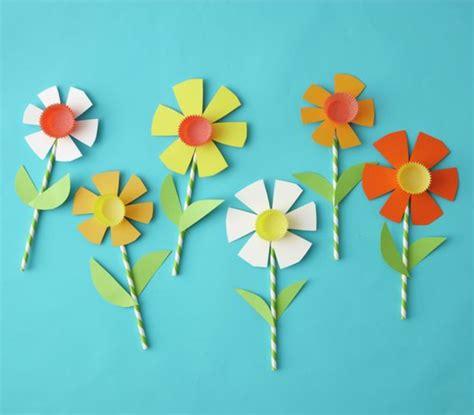 fleur en papier facile 1001 tutoriels et id 233 es d activit 233 manuelle primaire int 233 ressante