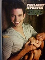 LutzBonePatStew: New Pic of Jackson and Monroe in People's Breaking Dawn Issue