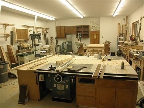 26 Best Tablesaw Outfeed Images On Pinterest Workshop
