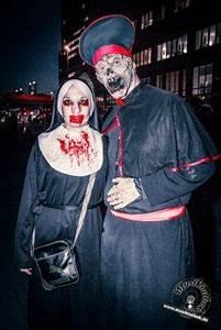 Gruselige Halloween Kostüme : 33 der gruseligsten halloween kost me und makeups gruselige kost me und makeup ideen ~ Frokenaadalensverden.com Haus und Dekorationen