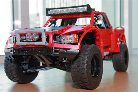 Lego Baja Truck by Lego Moc 3662 Baja Trophy Truck With Sbrick Technic 2015