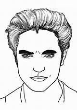 Coloring Vampires Pages Printable Justcolor sketch template