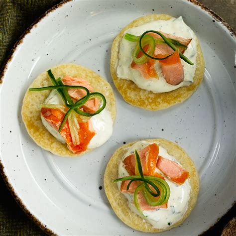 simple canapes smoked salmon recipes 33 things to do with smoked salmon