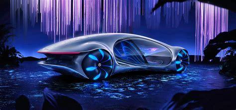 Mercedes VISION AVTR CES concept