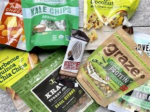 Healthy Non-Perishable Snacks Snacking is a great way to ...