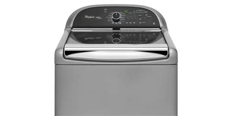whirlpool cabrio platinum 4 8 cu ft he top load washer with sanitary cycle wtw8900bc review