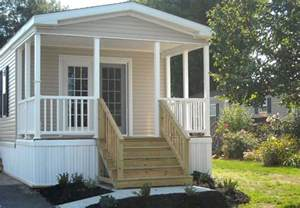 Single Wide Mobile Home Porches