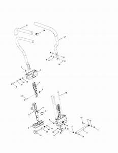 Steering Diagram  U0026 Parts List For Model Rz5424 Husqvarna