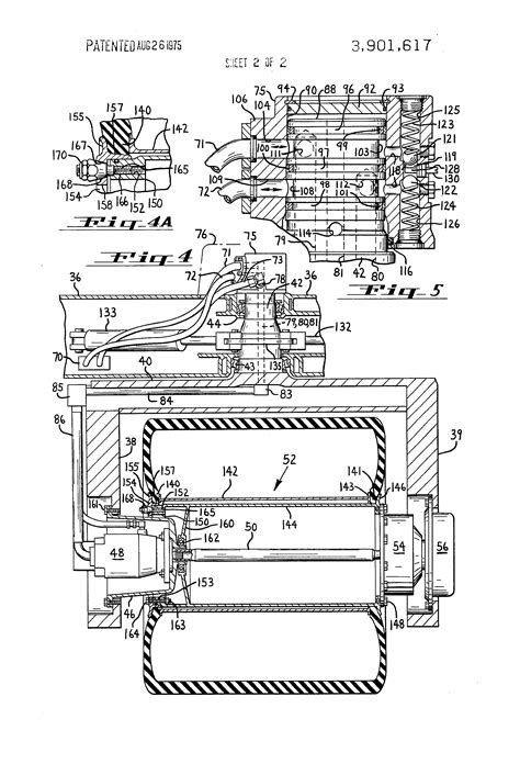 Patent US3901617 - Self-propelled vibratory compactor