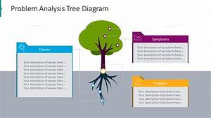Modern Tree Diagram Powerpoint Template For Branch