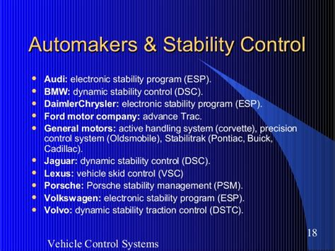 electronic stability control 2009 lexus is f electronic throttle control an overview of vehicle control systems