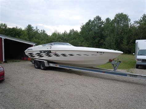 Scarab Wellcraft Boats For Sale by Wellcraft Scarab 1996 For Sale For 21 000 Boats From