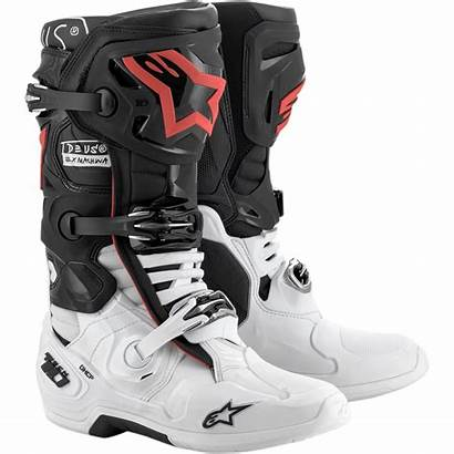 Tech Ex Deus Machina Alpinestars Boots Edition